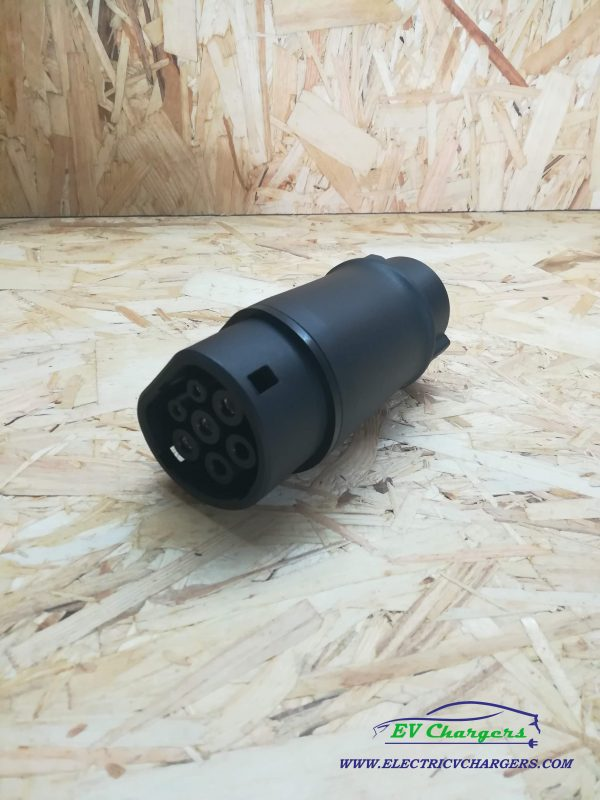 Adaptador Type 1 – Type 2 32A 1 phase